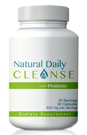 Natural Daily Cleanse