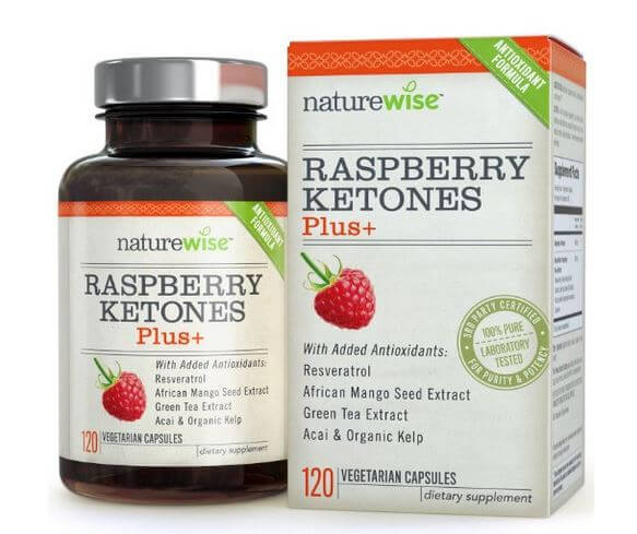 Raspberry Ketones Plus