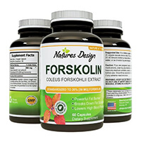 Nature's Design Pure Forskolin