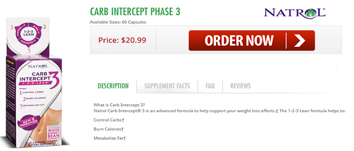 Carb Intercept Review
