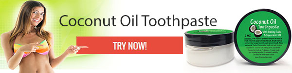 Coconut Oil Toothpaste Footer