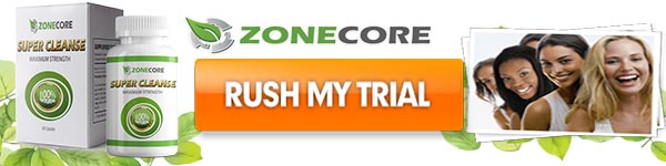 Zonecore Super Cleanse Footer