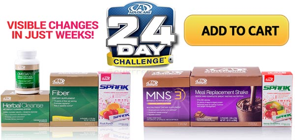 Advocare 24 Day Challenge Footer