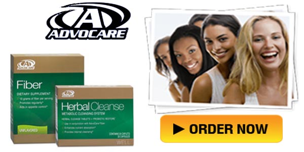 Advocare Cleanse Footer