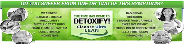 Cleanse Ultra Lean Middle