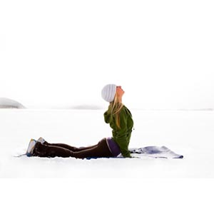 How To Stay Active During The Winter Yoga