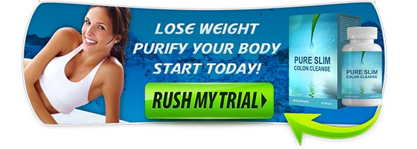 Pure Slim Cleanse Footer