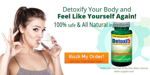 Detoxi5 Cleanse Supplement
