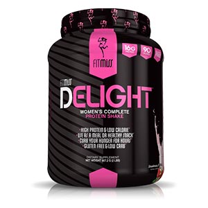 Fitmiss Delight Protein Review