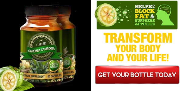 Flawless Garcinia Cambogia Supplement Footer
