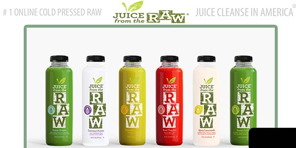 Organic Juice Cleanse Footer