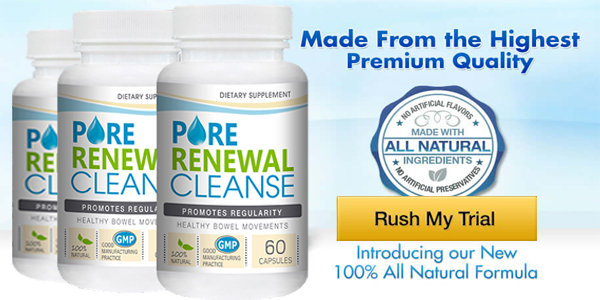 Pure Renewal Cleanse Supplement