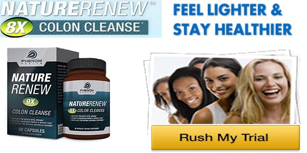 Renew Cleanse Footer