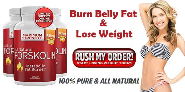 All Natural Forskolin Weight Loss