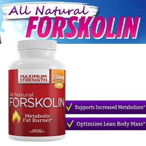All Natural Forskolin