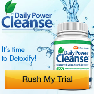 Daily Power Cleanse Weight Loss