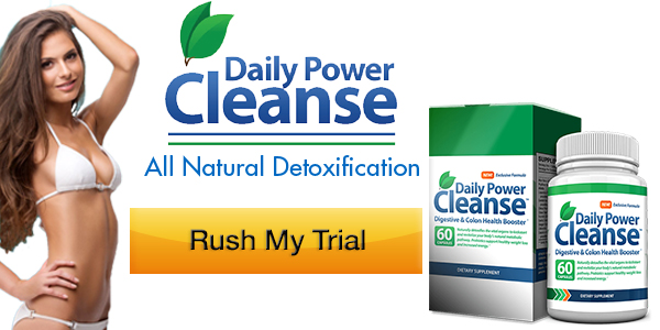 Daily Power Cleanse Diet Supplement