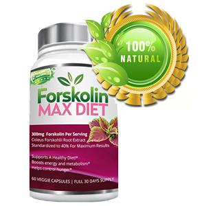 Forskolin Max Diet Supplement