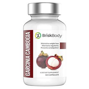 Brisk Body Garcinia Cambogia Supplement