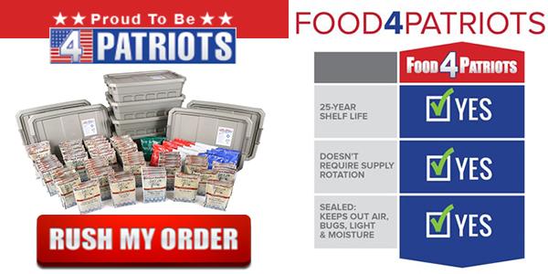 Food4Patriots Disaster Relief