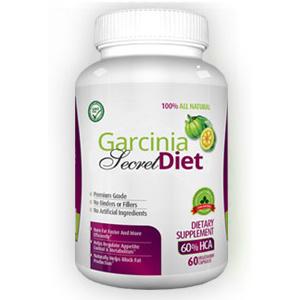 Garcinia Secret Diet Pill