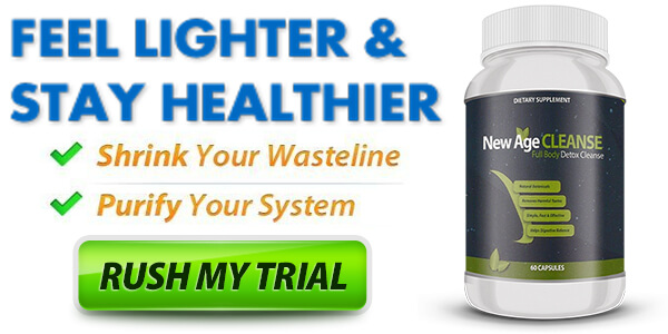 New Age Cleanse Detox