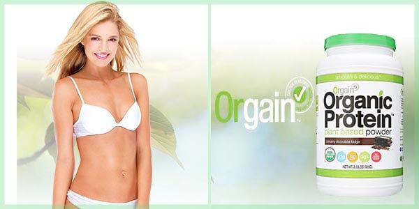 Orgain Organic Protein Ingredients