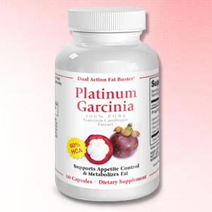 Platinum Garcinia Supplement
