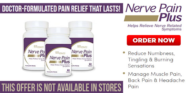 Nerve Pain Plus Joint Relief