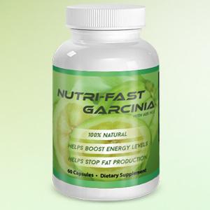 Nutri Fast Garcinia Diet