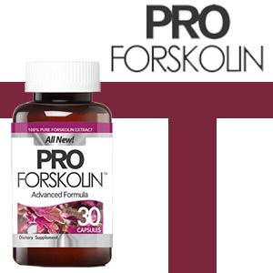 Pro Forskolin Weight Loss