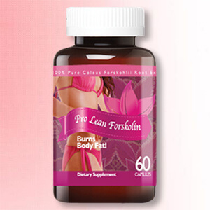 Pro Lean Forskolin Diet
