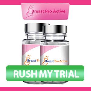Breast Pro Active Breast Pills