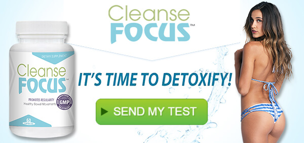 Cleanse Focus Weight Loss - Detox For Added Dieting Benefits