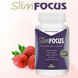 Slim Focus Raspberry Ketone