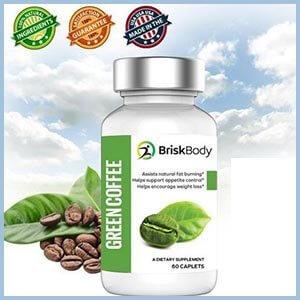 Brisk Body Green Coffee