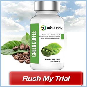 Brisk Body Green Coffee Trial