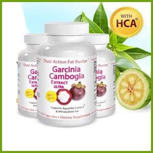 Garcinia Cambogia Extract Ultra