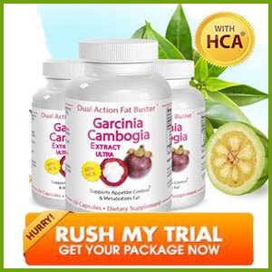 Garcinia Cambogia Extract Ultra Trial