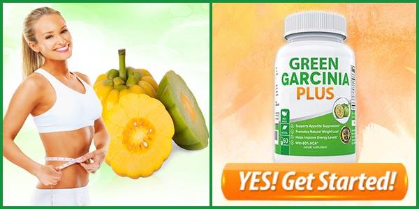Green Garcinia Plus Supplement