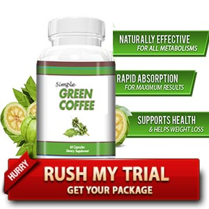 simple green coffee supplement
