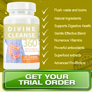 divine cleanse trial