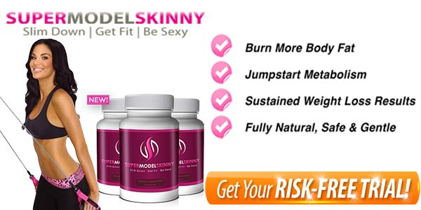 super model skinny weight loss