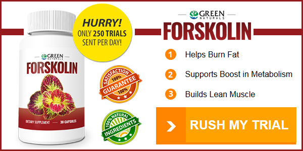 Green Naturals Forskolin Diet Pills