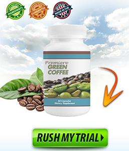 premiere green coffee