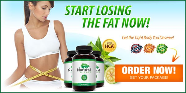 Natural Slim Life weight loss supplement