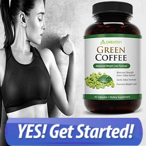 Greatest Green Coffee extract