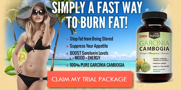Refresh Garcinia Cambogia review